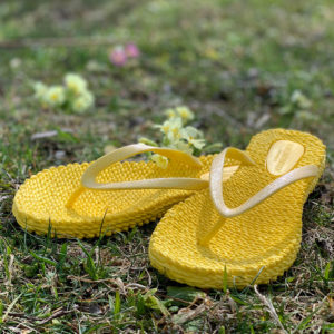damano Flip Flop Ilse Jacobsen yellow