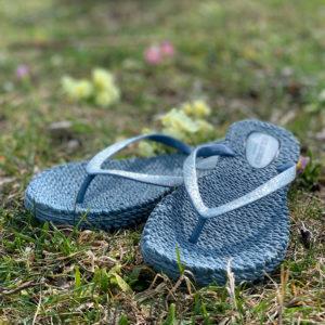 damano Flip Flop Ilse Jacobsen lichen blue