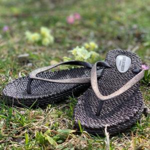 damano Flip Flops von Ilse Jacobsen prune