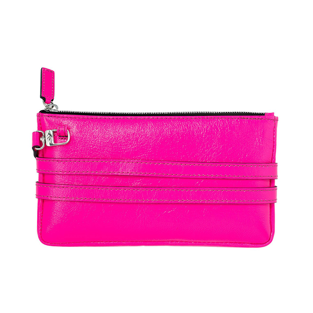 damano minibag neon back mgurt pink